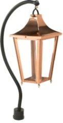 Copper Lamp Post