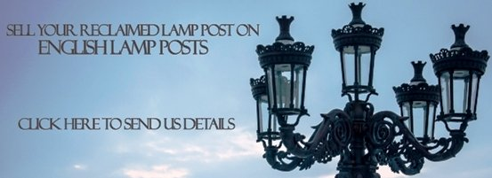 Sell your salvaged or reclaimed lamp post