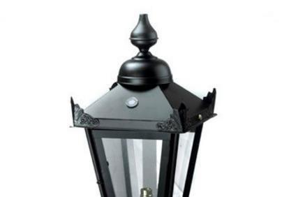 lighting sensor garden lanterns